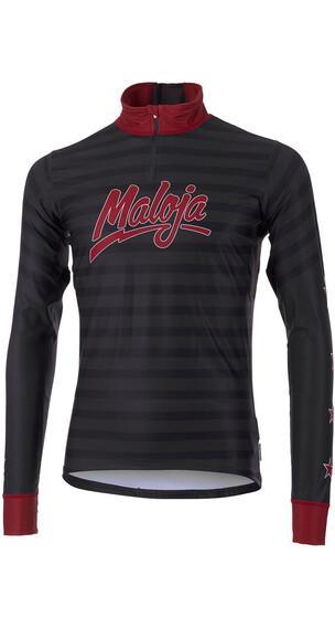 Maloja M's ShermannM. Nordic Race Shirt charcoal